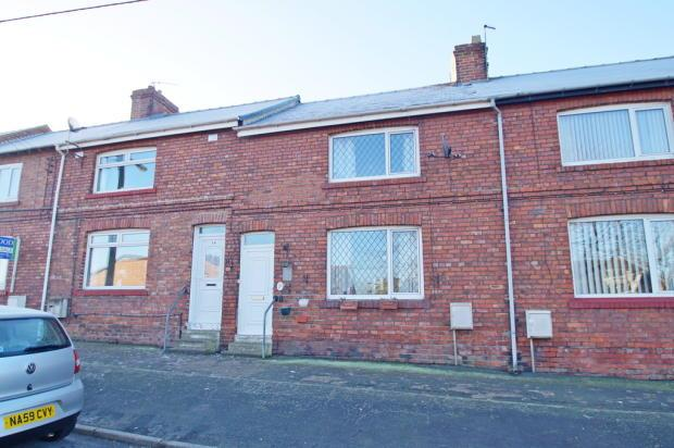 2 Bedrooms Terraced House for sale in Wylam Street, Bowburn, Durham
